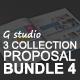 Gstudio Proposal Bundle 4 - GraphicRiver Item for Sale