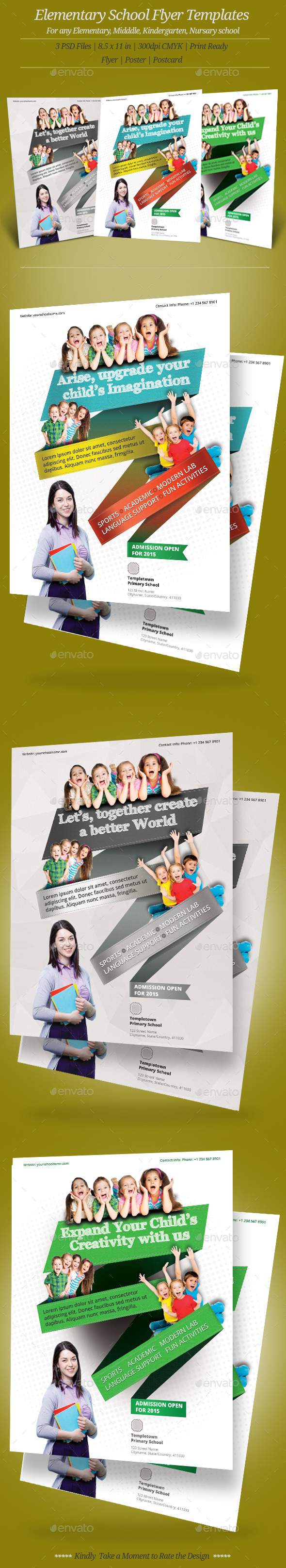 31+ Daycare Flyer Templates Free Example Design Ideas