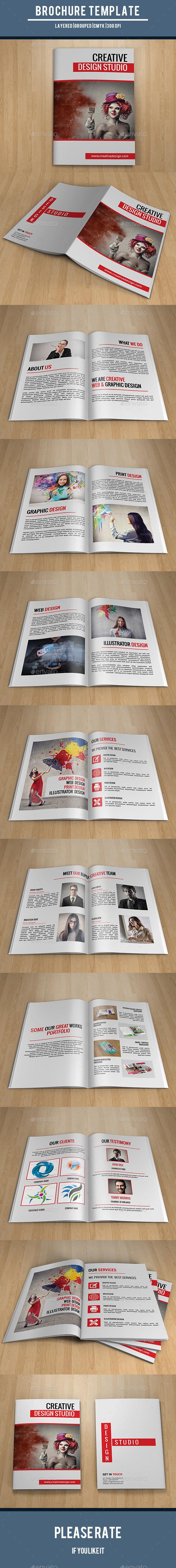Design Studio Brochure-V185 - Catalogs Brochures