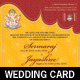 Hindu Wedding Card - GraphicRiver Item for Sale