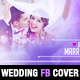 Wedding Facebook Timeline Cover Template - GraphicRiver Item for Sale