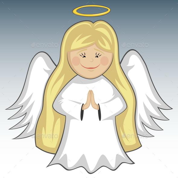 Little Angel - Religion Conceptual
