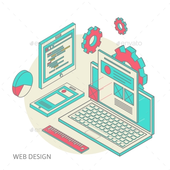 Website Design Development Process - Web Technology