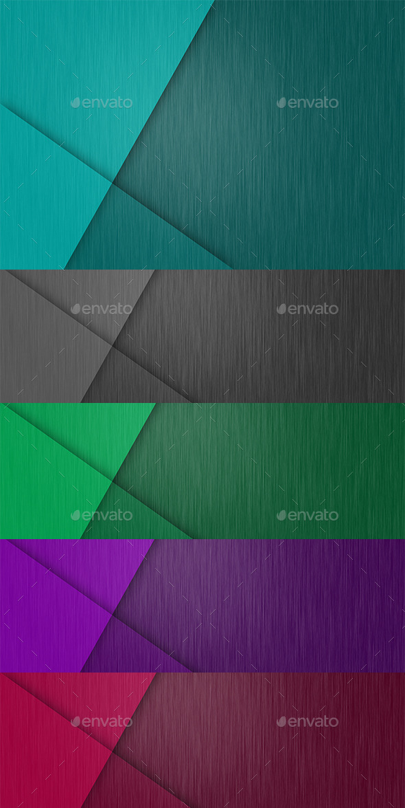 5 Dark Backgrounds Pack - Backgrounds Graphics
