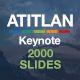 Atitlan Keynote Presentation Template - GraphicRiver Item for Sale