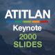 Atitlan Keynote Presentation Template - GraphicRiver Item for Sale