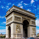 Arc Du Triomphe Paris France 4 - VideoHive Item for Sale