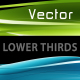 Vector Lower Thirds - VideoHive Item for Sale