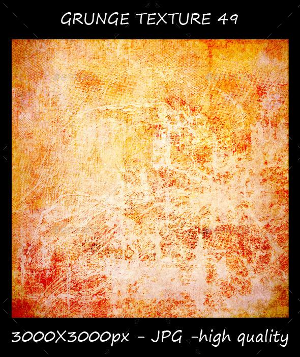Grunge Texture 49 - Miscellaneous Textures