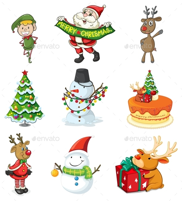 Christmas Designs - Christmas Seasons/Holidays