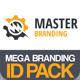 Master Business Mega Branding Pack - GraphicRiver Item for Sale