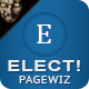 Elect! Political, Charity, Conference Landing Page    - ThemeForest Item for Sale