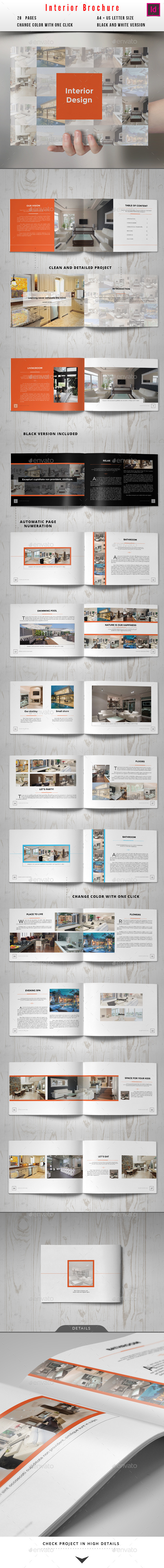 Interior Brochure - Catalogs Brochures