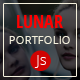 Lunar - jQuery Photography Portfolio