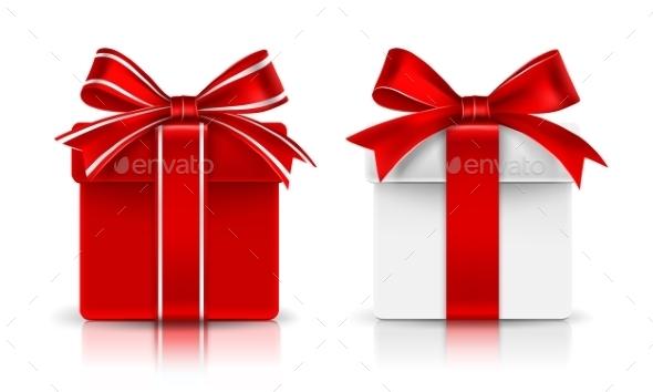 Gift Boxes - Birthdays Seasons/Holidays