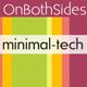 Minimal Tech on Monday Ident