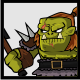 Orc Warrior - GraphicRiver Item for Sale