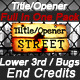 Title Opener Street - VideoHive Item for Sale