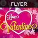 Love Valentine | Flyer - GraphicRiver Item for Sale