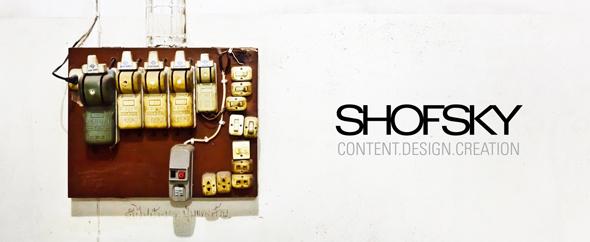 Shofksy linkedin page logo switch