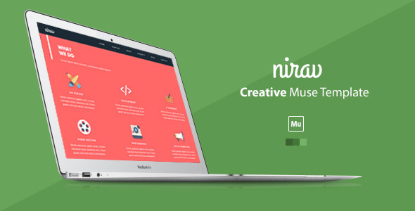 Nirav – Creative Muse Template