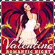 Romantic Valentine Night Party Flyer - GraphicRiver Item for Sale