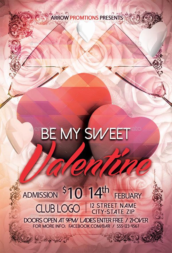 Valentine's  Flyer Bundle 2