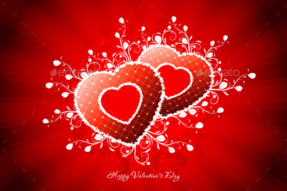 Valentines Day Greeting Card - Valentines Seasons/Holidays