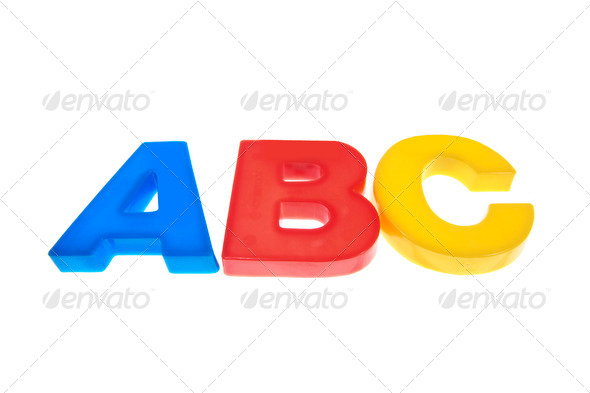 ABC Alphabets - Stock Photo - Images