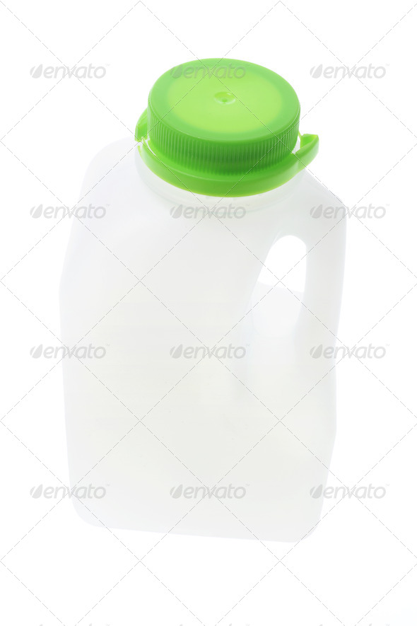 Plastic Container - Stock Photo - Images