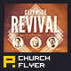 Citywide Revival Flyer/Poster Template - GraphicRiver Item for Sale