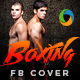 Boxing Competition Facebook Cover