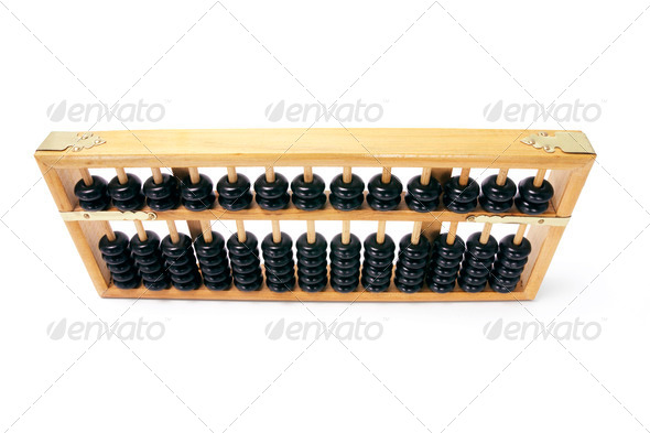 Chinese Abacus - Stock Photo - Images