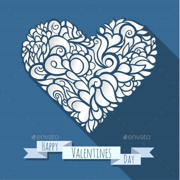Decoration Heart - Valentines Seasons/Holidays