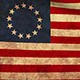 USA Betsy Ross Flag 2 Pack – Grunge and Retro - VideoHive Item for Sale