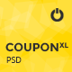CouponXL - Deals & Coupons PSD Template Nulled