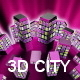 VJ City Equalizer (2 in 1) - VideoHive Item for Sale