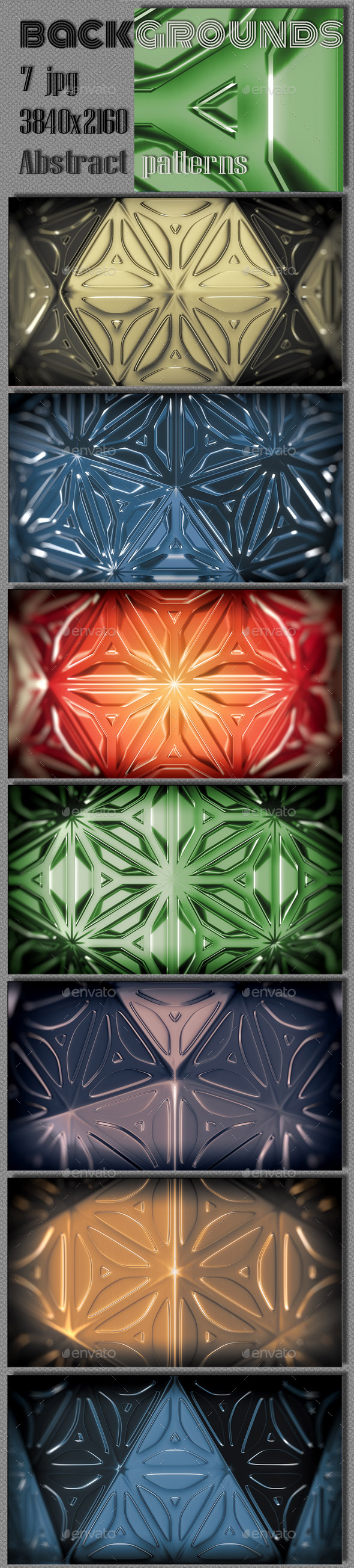 Patterns Metal Triangle Surface - Patterns Backgrounds
