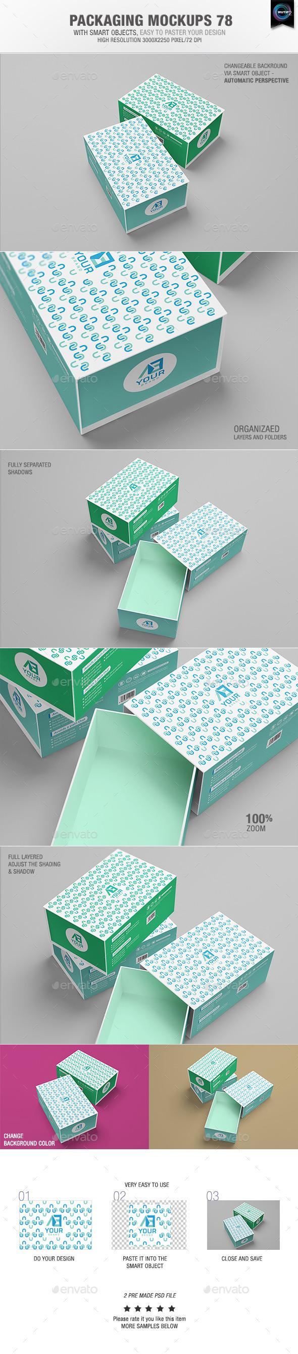 Packaging Mock-ups 78 - Packaging Product Mock-Ups