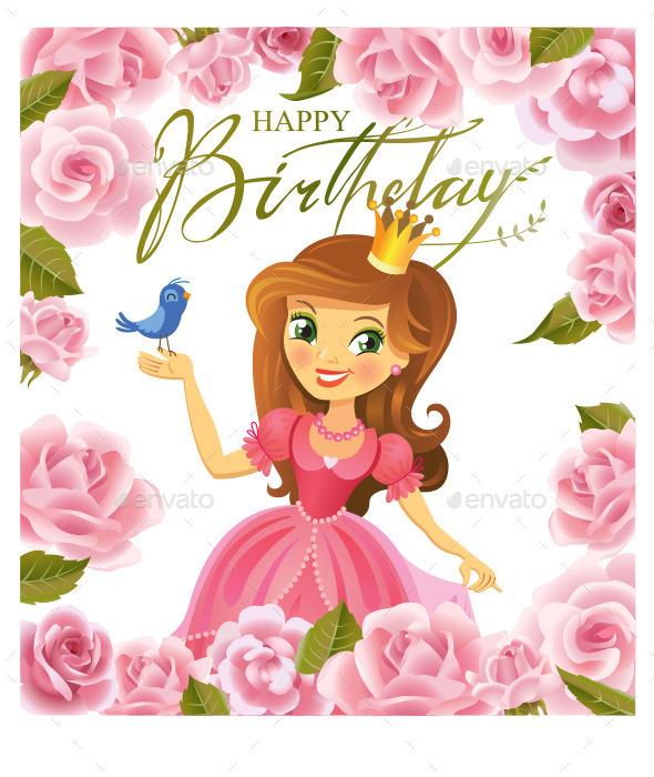Kids Birthday Flyer - Birthdays Seasons/Holidays