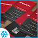Speedway Business Card Template - GraphicRiver Item for Sale
