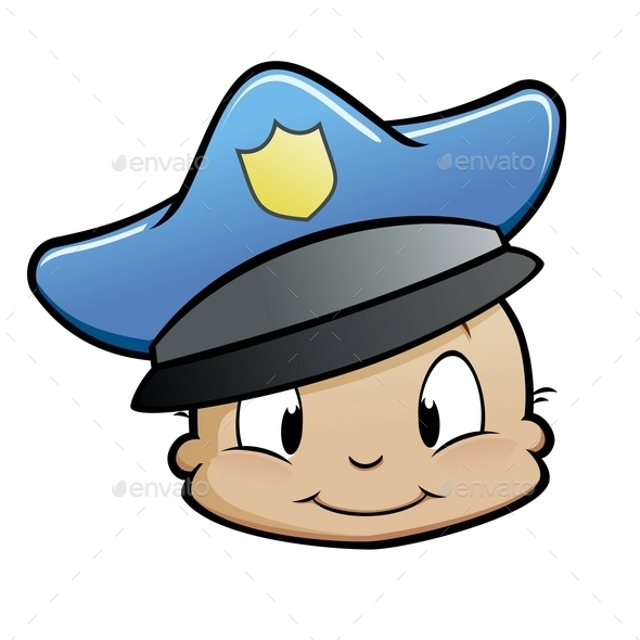 Baby Cop - People Characters