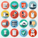 Flaturici Set 11 - GraphicRiver Item for Sale