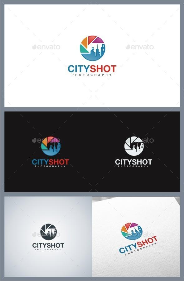 CityShot - Symbols Logo Templates