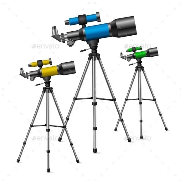 Telescope - Man-made Objects Objects