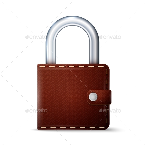 Money Security Concept - Retail Commercial / Shopping