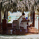Spa Treatment Massage In Gazebo On The Beach - VideoHive Item for Sale