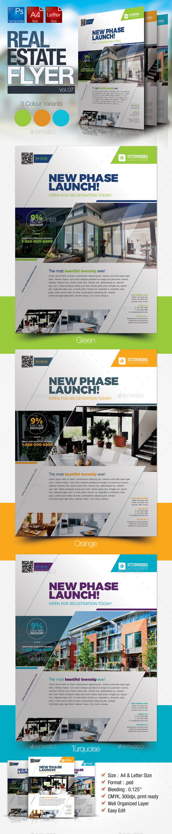 Simple Real Estate Flyer Vol.07 - Miscellaneous Events
