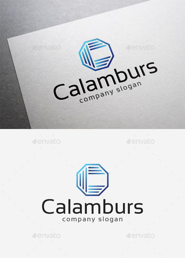 Calamburs Logo - Letters Logo Templates
