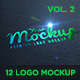 Your Mockup - Logo Mockups VOL.2 - GraphicRiver Item for Sale
